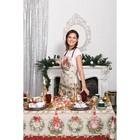 """Фартук """"Этель"""" Новогоднее настроение 70х60 см,100% хл,саржа 190гр/м2 - Фото 3"""