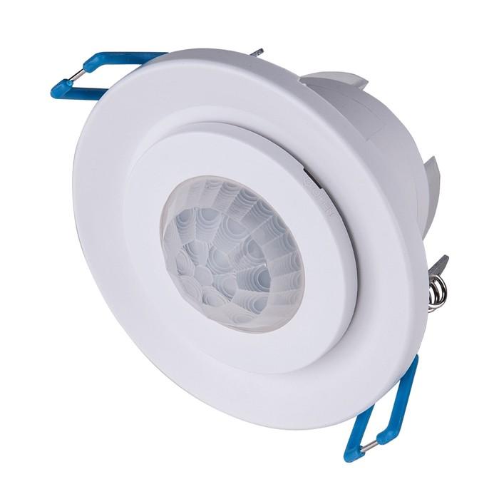 Инфракрасный датчик SNS-M-12, цвет белый, IP20, d=80мм