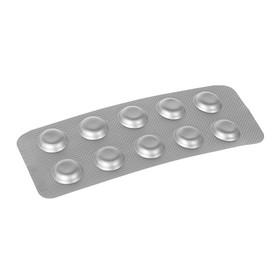 Тестерные таблетки для измерения свободных ионов водорода, 10 таблеток Ош