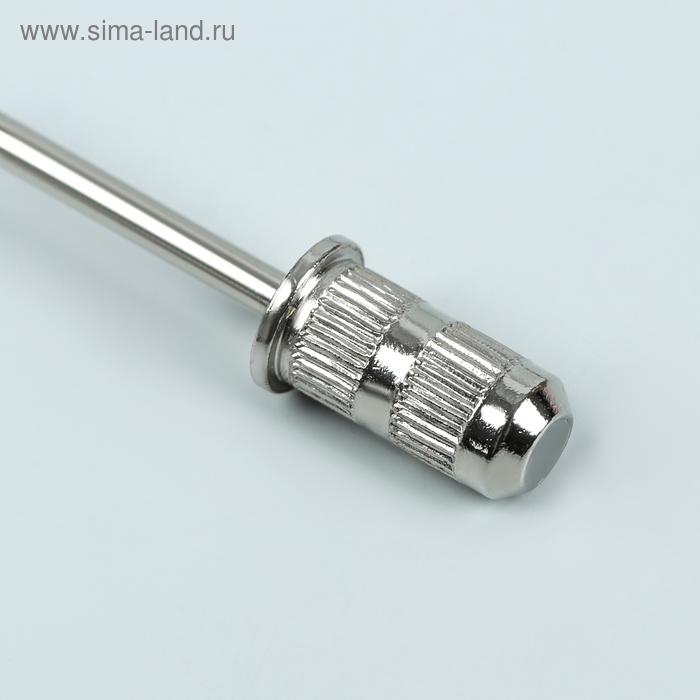 Основа для педикюрных абразивных насадок, 6,5 × 14 мм