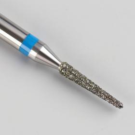 Фреза алмазная для маникюра «Игла», средняя зернистость, 1,4 × 8,2 мм Ош