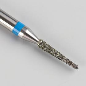 Фреза алмазная для маникюра «Игла», средняя зернистость, 1,4 × 8,2 мм