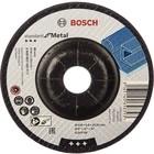 Круг обдирочный Bosch 2608603182, по металлу, вогнутый, 125х22.2 мм, 6 мм