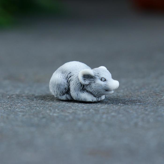 Сувенир Крыса кроха кошельковая