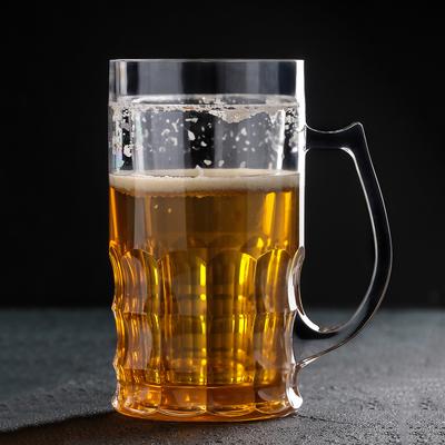Кружка для пива охлаждающая, 600 мл - Фото 1