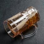 Кружка для пива охлаждающая, 600 мл - Фото 2