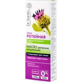 Масло для волос Dr.Sante Репейная «Против выпадения волос», 100 мл