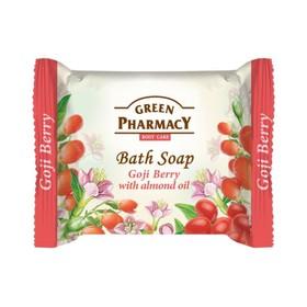 Туалетное мыло Green Pharmacy «Ягоды Годжи», с миндальным маслом, 100 г