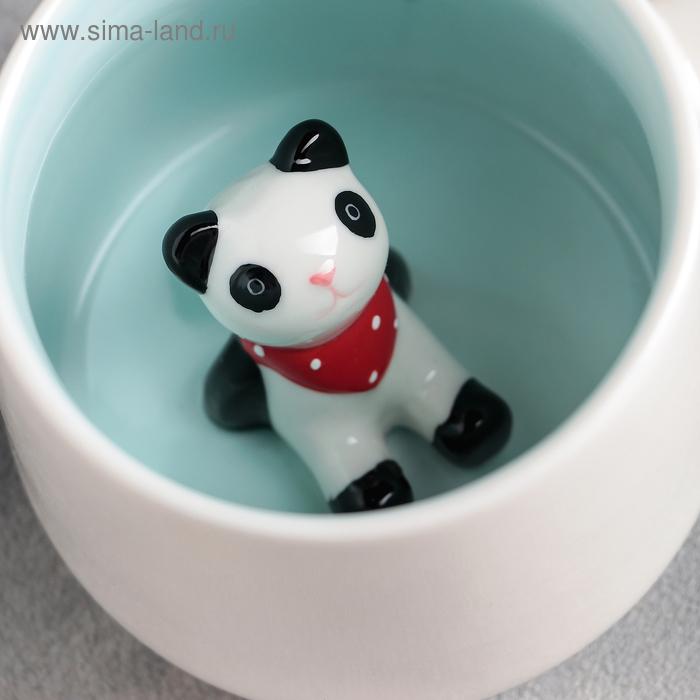 Кружка «Прятки. Панда», 350 мл