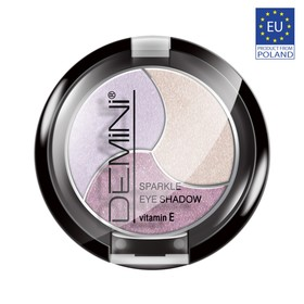 Тени для век DEMINI Sparkle Eye Shadow с витамином Е, тон 303