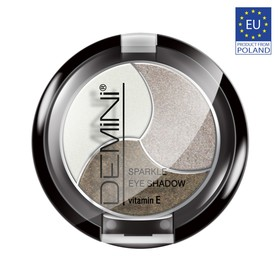 Тени для век DEMINI Sparkle Eye Shadow с витамином Е, тон 330
