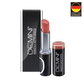 Губная помада DEMINI Perfectly Matte Lipstick, матовая, тон №114 Идеальный нюдовый