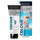 Маска-пленка для лица Revuele Colour Glow Hyaluronic, био-регулирующая, 80 мл