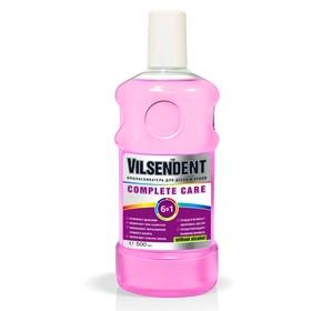 Ополаскиватель для полости рта Vilsendent Complete Care, цвет сиреневый, 500 мл Ош