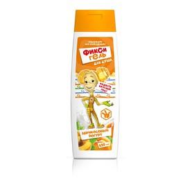 Гель для душа Фиксики «Абрикосовый йогурт», 420 мл