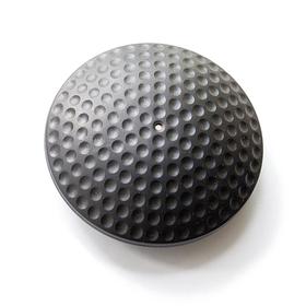 Датчик радиочастотный, жесткий, Designer Golf, d=63мм, цвет чёрный Ош