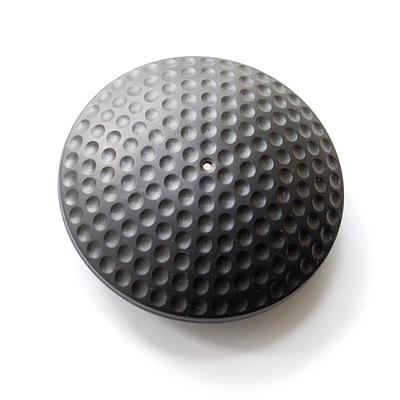 Датчик радиочастотный, жесткий, Designer Golf, d=63мм, цвет чёрный