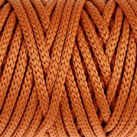 Шнур для рукоделия полиэфирный 'Софтино' 4 мм, 50м/110гр (песочный) Ош