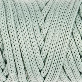 Шнур для рукоделия полиэфирный 'Софтино' 4 мм, 50м/110гр (серо-зеленый) Ош