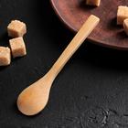 Ложка для сахара «Бамбуковый лес», 12 см - Фото 2