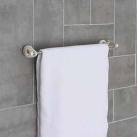 Держатель для полотенец на присосках 47×4,7×7,5 см