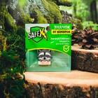 Значок на одежду антимоскитный SAFEX, №6, 1 шт.