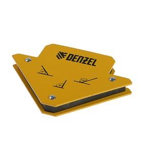 Магнитный угольник Denzel 97551, для сварочных работ, усилие 11 кг, 45, 90, 135°