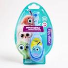 Детская зубная щетка-прорезыватель, от 0 мес., цвет МИКС - Фото 6