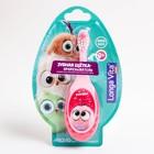 Детская зубная щетка-прорезыватель, от 0 мес., цвет МИКС - Фото 7