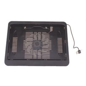 Подставка для охлаждения ноутбука N19, 1 кулер Ош