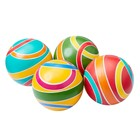 Мяч, диаметр 10 см, цвета МИКС - Фото 1