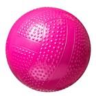 Мяч фактурный, диаметр 10 см, цвета МИКС - Фото 2