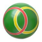 Мяч, диаметр 12,5 см, цвета МИКС - Фото 2