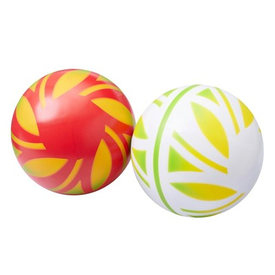 Мяч «Лепесток», диаметр 12,5 см, цвета МИКС - Фото 1
