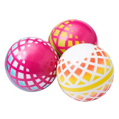 Мяч «Корзинка», диаметр 15 см, цвета МИКС - Фото 1