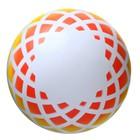 Мяч «Корзинка», диаметр 15 см, цвета МИКС - Фото 4