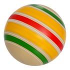 Мяч «Сатурн эко», диаметр 12,5 см, цвета МИКС - Фото 2