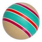 Мяч «Сатурн эко», диаметр 12,5 см, цвета МИКС - Фото 3