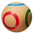Мяч «Сатурн эко», диаметр 12,5 см, цвета МИКС - Фото 7