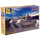 Сборная модель «Танк Черчилль. Серия: танки ленд-лиза», масштаб 1:72 - Фото 1