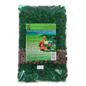 Удобрение органическое Смесь универсальная Летняя, для полива, 2 л