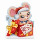 Мышка в подарке