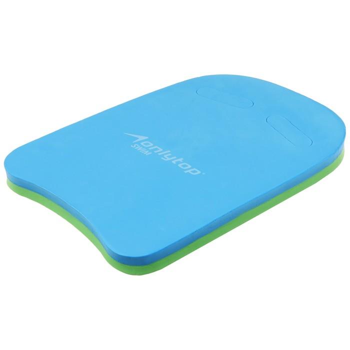 Доска для плавания 44 х 30 х 2,7 см, цвета МИКС