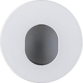 Светильник DL2831, 50ВТ, GU5.3, цвет белый, d=70мм