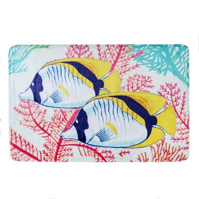 Коврик «Морские рыбки», 40×60 см