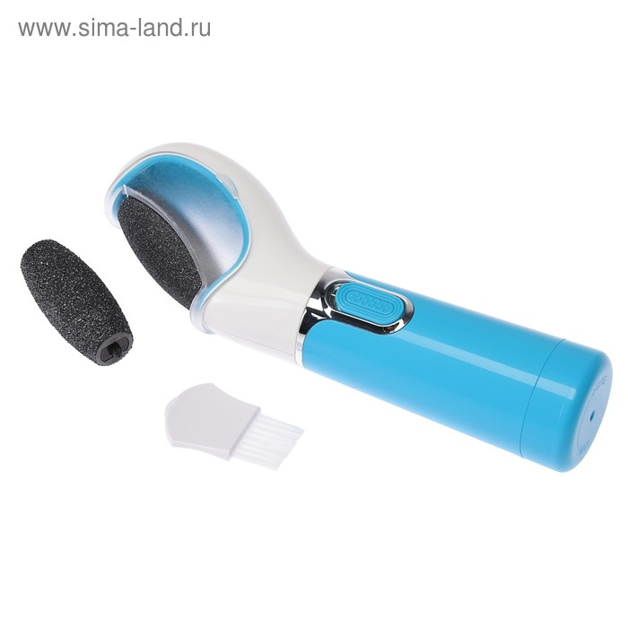 Электрическая роликовая пилка Ergopower ER-208, 10500-12000 об/мин, 2хАА (не в комплекте)