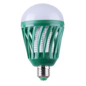 Лампа светодиодная LB-850, 6Вт, Е27, 4000К, антимоскитная сетка 2000В