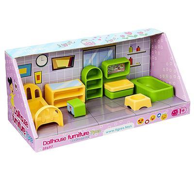 Набор мебели для кукол «Спальня», 7 элементов
