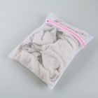 Мешок для стирки, 30?40 см, мелкая сетка, цвет белый