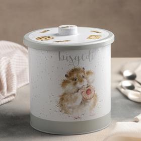Банка для сыпучих продуктов «Бисквит», 15×19,5 см